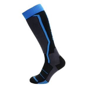 Skarpety Blizzard Allround Ski Socks Junior Black Anthracite Blue 2018 najtaniej