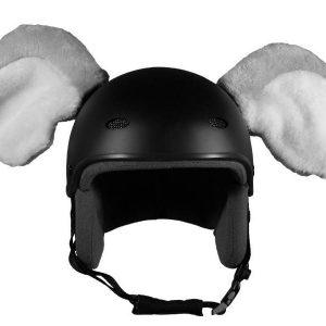 Akcesoria na kask - uszy i ogon - Ski Fix - Elephant 2018 najtaniej