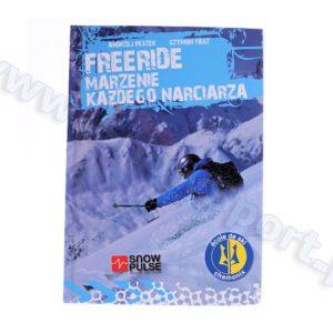 Książka Freeride. Marzenie każdego narciarza najtaniej