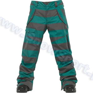 Spodnie Burton Indecent Exposure Pant / Siren Sweater Stripes 2012 najtaniej