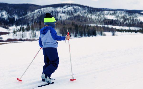 spodnie narciarskie dla dzieci